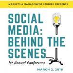 Social Media: Behind the Scenes logo